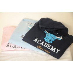 Sweat-shirt à capuche « Dolo Academy »