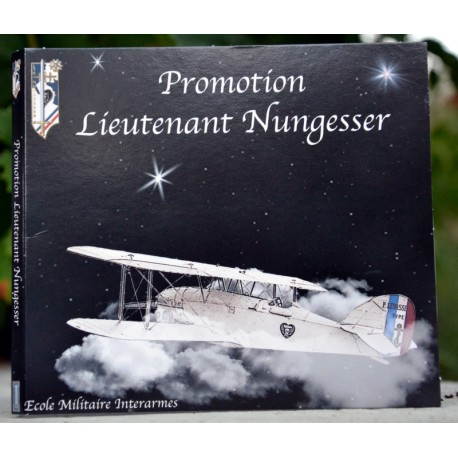 CD Audio Promotion « lieutenant Charles Nungesser »